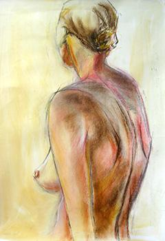 Eleonore, Pastellkreide (50x70cm)_1